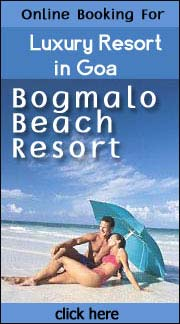 Bogmalo Beach Resort, Goa