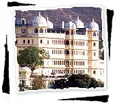 Palace by Lake Pichola, Udaipur